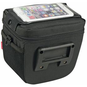 KlickFix Aventour Compact Handlebar Bag black
